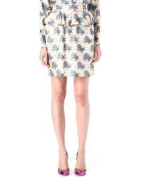 Emma Cook - Dinosaur Frill Skirt - Lyst