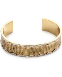 House of Harlow 1960 - Wavelength Cuff - Lyst