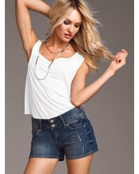Victoria's Secret The Hipster Short - Lyst