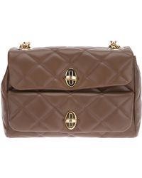 Dolce & Gabbana Quilted Shoulder Bag - Lyst