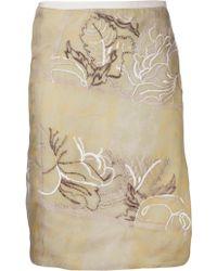 Dosa - Wrap Skirt - Lyst