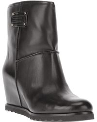 Marc By Marc Jacobs Wedge Ankle Boot - Lyst