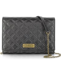 Marc Jacobs All in One Black Quilted Leather Shoulder Bag - Lyst