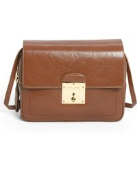 Marc Jacobs Leather Camera Bag - Lyst
