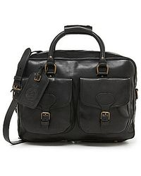 Polo Ralph Lauren - Leather Commuter Bag - Lyst
