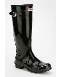 Hunter Original Gloss Rain Boot - Lyst