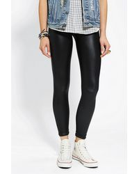Urban Outfitters Sparkle Fade Matte Leggings - Lyst