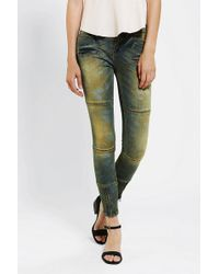 Urban Outfitters - Moto Twig Mid Rise Jean - Lyst