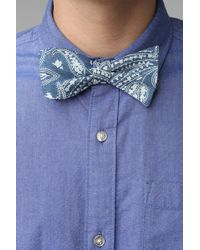 Urban Outfitters - Bandana Bowtie - Lyst