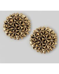 House of Harlow 1960 - Mini Crater Stud Earrings - Lyst