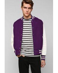 Urban Outfitters Vintage Varsity Jacket - Lyst