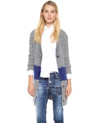 Band of Outsiders - X Atari Haunted House Cardigan - Lyst