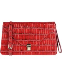 Carlo Pazolini Medium Leather Bag - Lyst