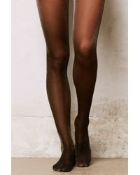 Eloise - Shimmered Twilight Tights - Lyst