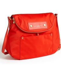 Marc By Marc Jacobs Preppy Nylon Sasha Crossbody Bag Large - Lyst