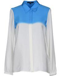 Tibi - Long Sleeve Shirt - Lyst