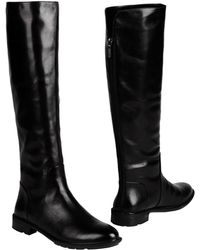 Carlo Pazolini Knee-High Leather Boots - Lyst