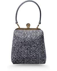 Dolce & Gabbana Small Fabric Bag - Lyst