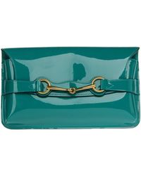 Gucci Medium Leather Bag - Lyst
