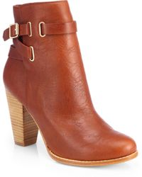 Joie Easton Ankle Boots - Lyst