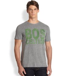 Junk Food - Celtics Time Out Tshirt - Lyst