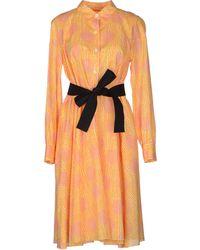 Sonia by Sonia Rykiel Kneelength Dress - Lyst