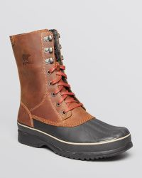 Sorel Kitchener Frost Boots - Lyst