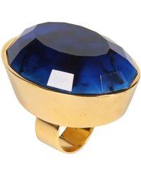 Stella McCartney Ring - Lyst