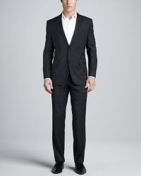 Boss by Hugo Boss Jamessharp Check Suit - Lyst