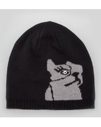Marc By Marc Jacobs - Olive The Dog Knit Hat - Lyst
