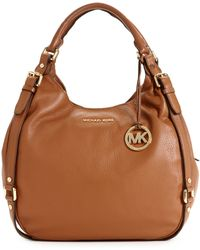 Michael Kors - Bedford Large Shoulder Tote - Lyst