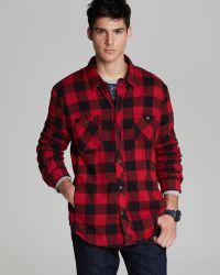 Alternative Apparel - Timbers Buffalo Check Sport Shirt Classic Fit - Lyst