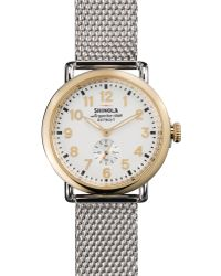 Shinola The Runwell Twotone Watch 41mm - Lyst
