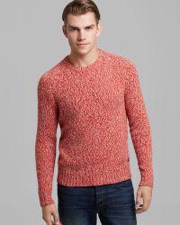Jack Spade - Cameron Marled Crew Neck Sweater - Lyst
