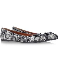 Marc By Marc Jacobs Ballerinas - Lyst
