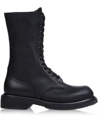 Rick Owens Ankle Boots - Lyst
