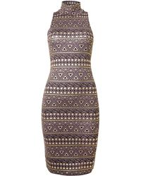 Sodamix Sleeveless Midi Dress - Lyst