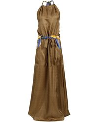 Suno Long Dress - Lyst