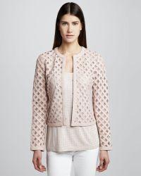 Grayse - Madison Leather Jacket - Lyst