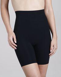 Commando Control Body Shorts True Nude Medium - Lyst