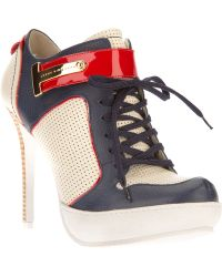 Jorge Bischoff - Laceup Boot - Lyst