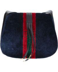 Roberta Di Camerino - Striped Cross Body Bag - Lyst