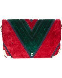 Roberta Di Camerino - Colour Block Shoulder Bag - Lyst