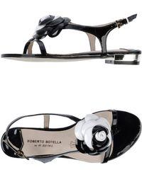 Roberto Botella - Sandals - Lyst