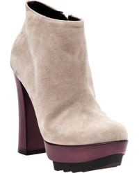 Tapeet - Ankle Boot - Lyst