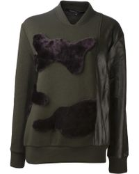 Timo Weiland - Sylvie Bomber Pullover - Lyst