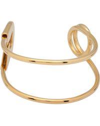Tom Binns - Safety Pin Cuff - Lyst