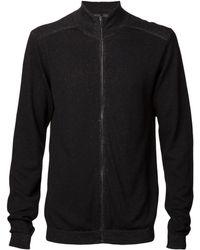 Transit Uomo - Zip Sweater - Lyst