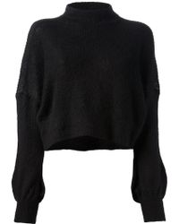 Carin Wester - Cropped Jumper - Lyst
