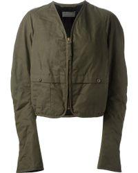 Christophe Lemaire - Oversized Jacket - Lyst